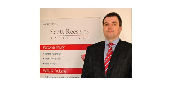 Hywel Thomas is the latest solicitor to join Scott Rees & Co in 2013
