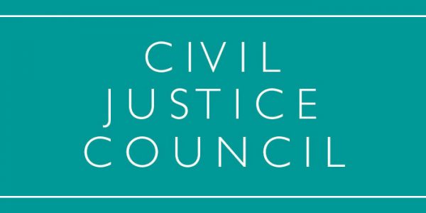 Civil Justice Council logo