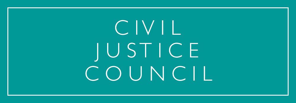 Civil Justice Council logo
