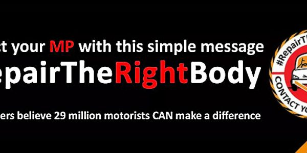 Repair The Right Body campaign by First4Lawyers