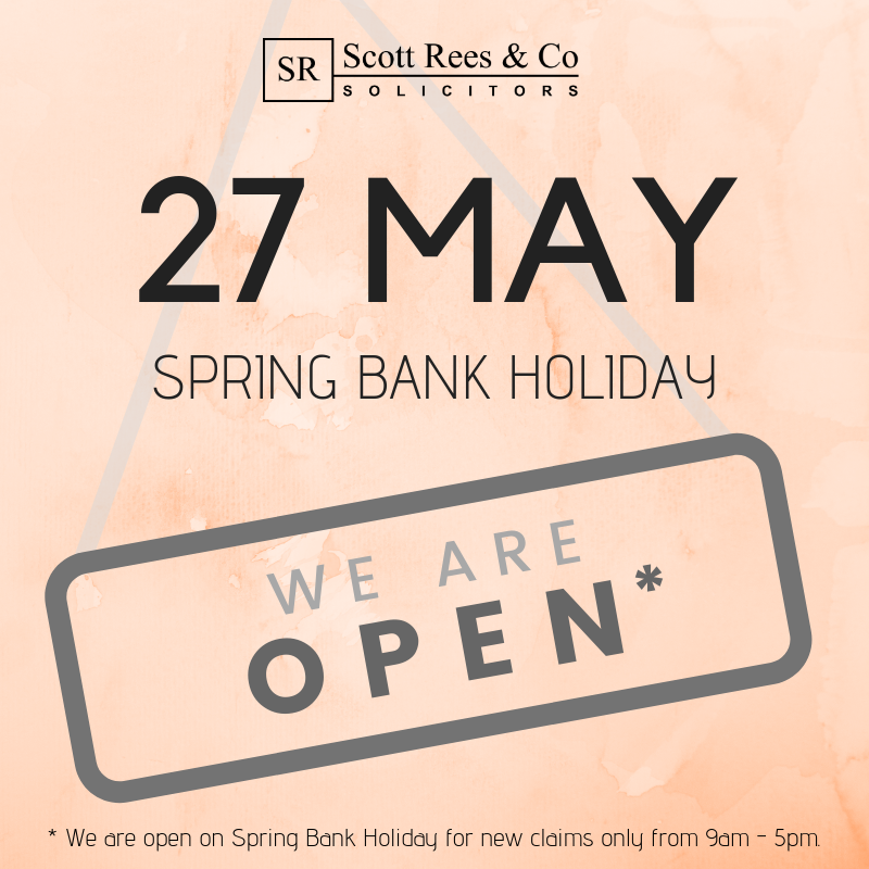 Spring bank holiday monday Scott Rees 2019