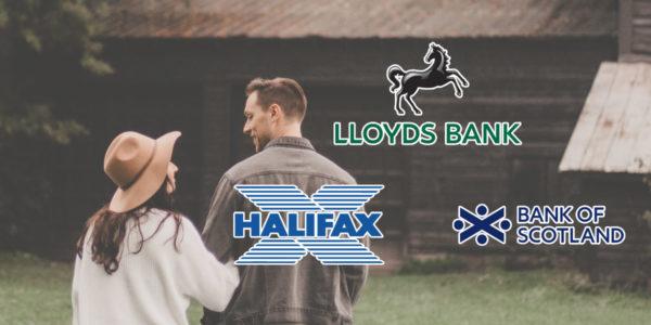 Lloyds Bank, Halifax & Bank of Scotland