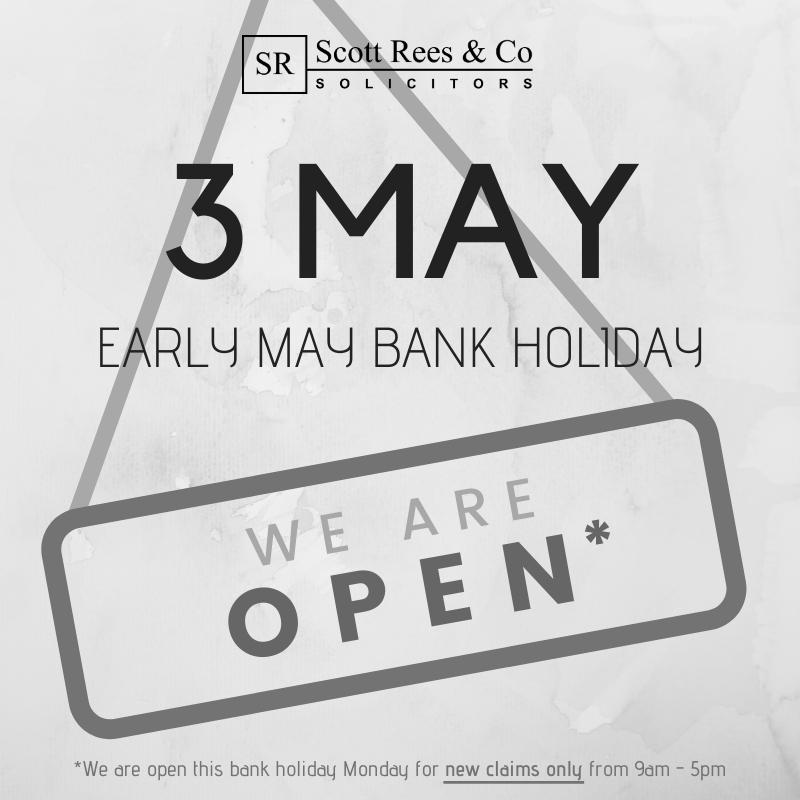 Early May Bank Holiday 2021