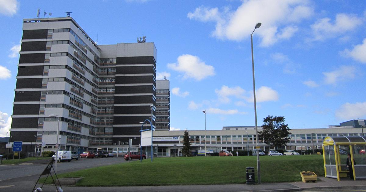 Aintree University Hospital